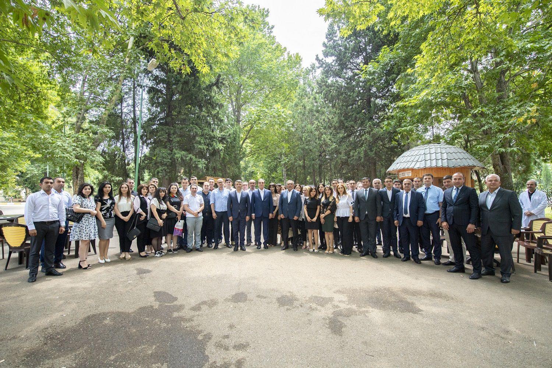 Azərbaycan Dövlət Aqrar Universiteti Tarixi inkişafını yaşayır - ÖZƏL