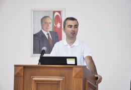 FAO-nun Azərbaycan üzrə ölkə nümayəndəliyi adından gənclərə təqdimat keçirilib