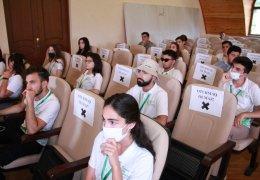 Heyvandarlıq Elmi-Tədqiqat İnstitutu və Göygöl Milli Parkına ekskursiya təşkil olunub