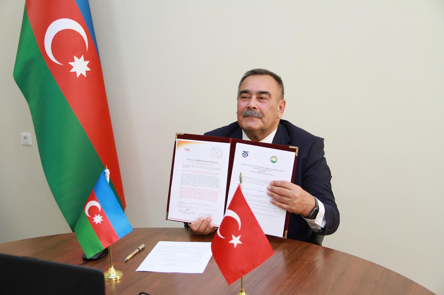Azərbaycan Dövlət Aqrar Universitetinin növbəti uğurları
