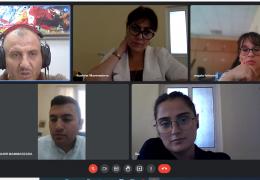 Aqrar Universitet ilə İtaliyanın Tuscia Universiteti arasında görüş keçirilib