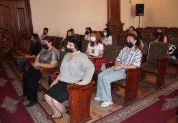 Aqrar Universitetdə keçirilən növbəti ödənişsiz təkmilləşdirmə kursları başa çatıb
